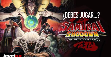 <em>Samurai Shodown NeoGeo Collection </em>- ¿Debes jugar...?