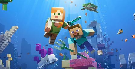 <em>Minecraft</em> y otros 3 juegos entraron al Salón de la Fama de los Videojuegos