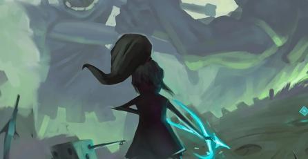 <em>Lost in Random</em> es el nuevo juego de los creadores de <em>Fe</em>