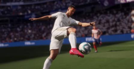 ¡<em>FIFA 21</em> llegará a PlayStation 5 y Xbox Series X! Checa su primer trailer