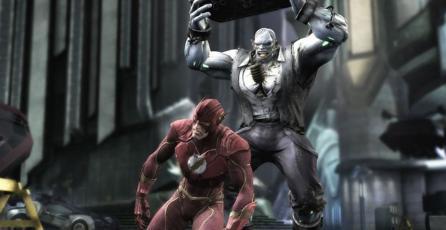 ¡Corre! Están regalando <em>Injustice: Gods Among Us</em> en la tienda de Xbox