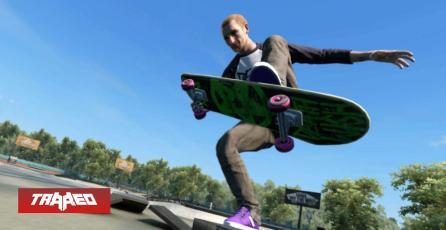 Electronic Arts anuncia nuevo juego de la franquicia Skate