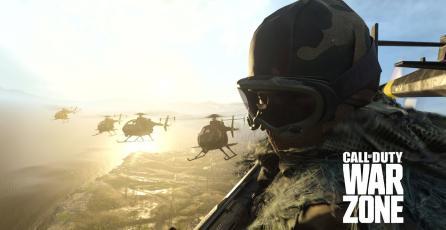 Call of Duty: Warzone y Modern Warfare trailer