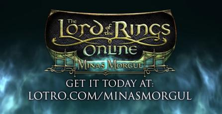 Minas Morgul Expansion - The Lord of the Rings Online