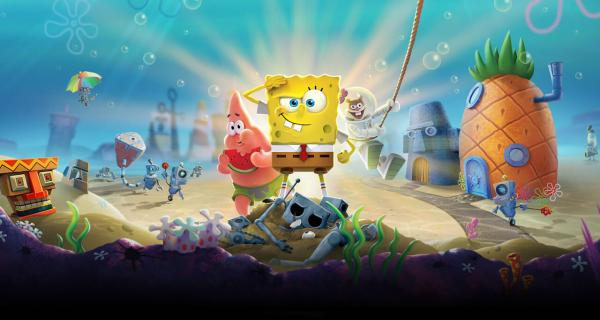 <em>Spongebob Squarepants: Battle for Bikini Bottom Rehydrated</em>