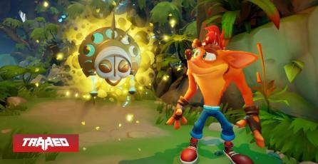 Crash Bandicoot 4: It's About Time presenta su primer trailer