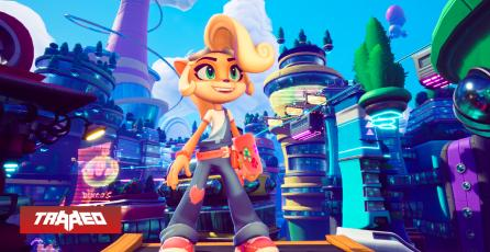 Presentan 3 minutos de gameplay de Crash Bandicoot 4: It's About Time