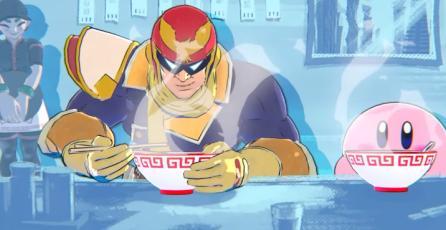 Super Smash Bros. Ultimate - Tráiler Min Min