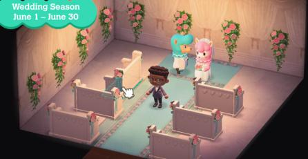 Animal Crossing: New Horizons - Tráiler Actividades Junio