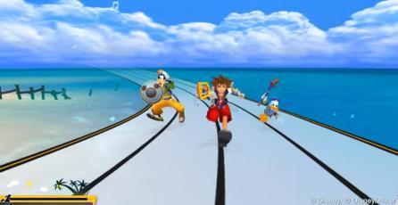 Kingdom Hearts: Melody of Memory - Tráiler de Anuncio