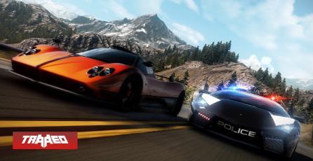 El remaster de Need for Speed: Hot Pursuit será lanzado a fines de año para PC y consolas