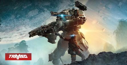 Titanfall 2 resurge luego de su lanzamiento en Steam