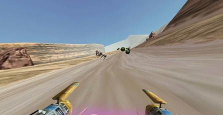 El clásico <em>Star Wars Episode 1: Racer </em>llega a Switch y PS4; esto cuesta en México