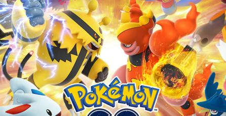 <em>Pokémon GO</em>:  la Liga de Combates GO ya regresó y trae varios cambios