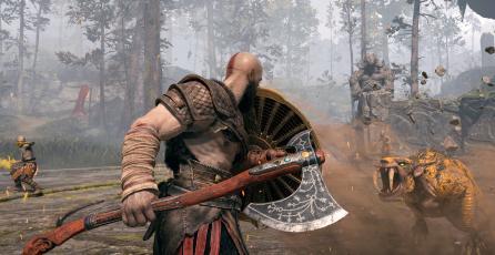 Diseñan un PlayStation 5 edición <em>God of War</em> y luce increíble