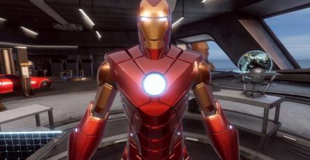 Marvel's Iron Man VR - Tráiler En la Piel de Tony | PS VR