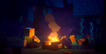 Minecraft - Tráiler Nether Update