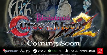Bloodstained: Curse of the Moon 2 - World Premiere Trailer