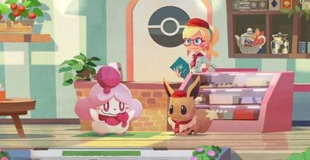 ¡Ya puedes jugar gratis <em>Pokémon Café Mix</em> en Nintendo Switch!