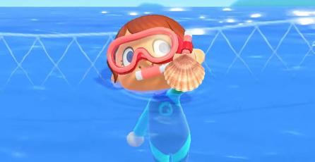 El verano y su diversión llegarán pronto a <em>Animal Crossing: New Horizons</em>