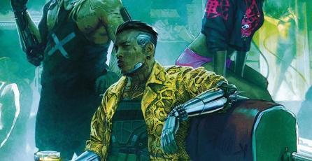 Anuncian <em>Cyberpunk: EDGERUNNERS</em>, una serie animada de <em>Cyberpunk 2077</em>