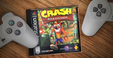 La historia detrás de: <em>Crash Bandicoot</em>