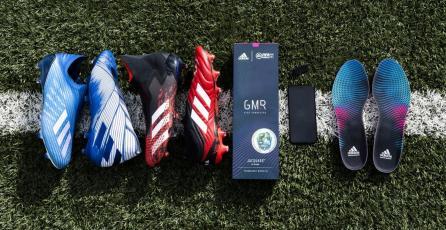 Nuevas plantillas de adidas son compatibles con <em>FIFA Mobile</em> y te motivan a ejercitarte