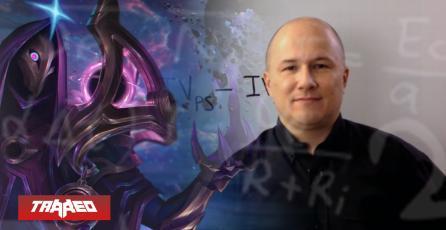 Del pizarrón al juego: el celebrado ingreso de JulioProfe al League of Legends