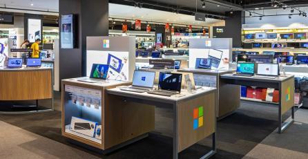 Microsoft cerrará todas sus tiendas físicas a nivel mundial