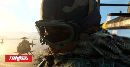 Call of Duty 2020 se llevaría a Warzone y agregaría nuevo mapa gratis