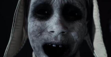 <em>Little Hope</em> presenta a uno de sus aterradores personajes en este gameplay
