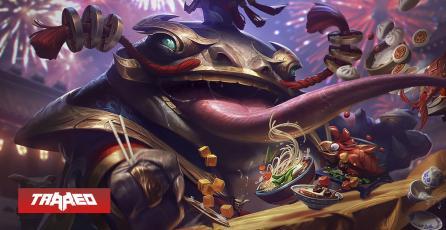 Tenemos pistas: Se viene rework para Tahm Kench en League of Legends