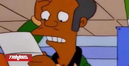 Actores blancos de Los Simpsons y Family Guy dejarán de dar vida a personajes de color