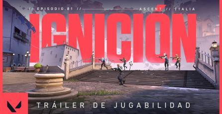 Episodio 1: Ignición - Tráiler de jugabilidad oficial para el lanzamiento | VALORANT