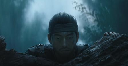 Ghost of Tsushima - Tráiler A Storm is Coming