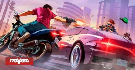 GTA V y Civilization VI aumentaron en 245%  y 477% sus jugadores desde que Epic Games los regaló