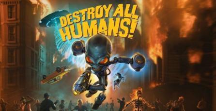 <em>Destroy All Humans! </em> ―Welcome to Santa Modesta Trailer