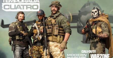 Call of Duty®: Modern Warfare® & Warzone - Trailer oficial de la Temporada cuatro