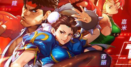 Mira el nuevo avance de <em>Street Fighter: Duel</em>, juego para móviles