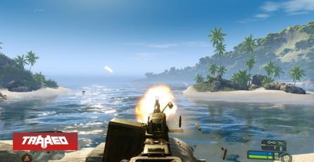 Filtran posible trailer de Crysis Remastered y su estreno sería el 23 de julio
