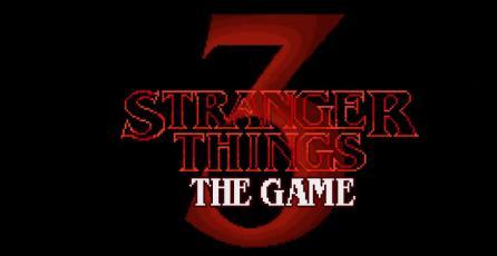 Stranger Things 3: The Game - Tráiler Oficial