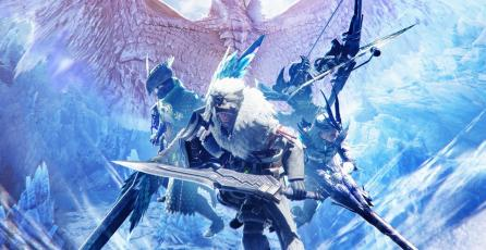 Alatreon llegará muy pronto a <em>Monster Hunter World: Iceborne</em>