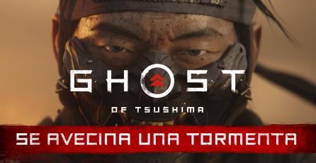 Ghost of Tsushima trailer en latino
