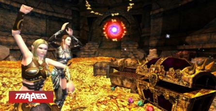 Dungeons & Dragons Online ofrece GRATIS todas sus aventuras