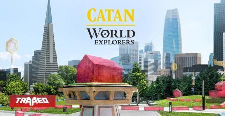 Ya es oficial: El próximo juego móvil de Niantic será Catan: World Explorers
