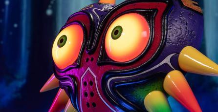 Anuncian una nueva figura de la misteriosa Majora's Mask