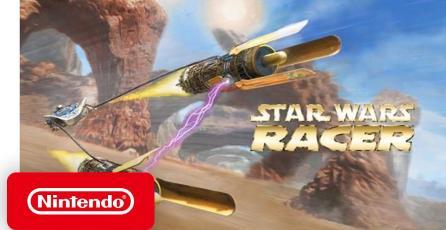 Star Wars Episode 1: Racer - Launch Trailer