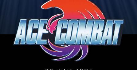 ¡<em>Ace Combat</em> celebra su 25.° aniversario!