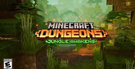 Minecraft Dungeons - Tráiler Lanzamiento DLC