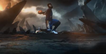NBA 2K21 - Tráiler Zion Next-Gen